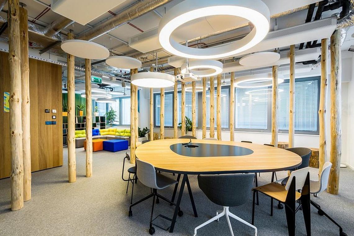 Skanska i JLL: Atrakcyjna przestrzeń biurowa przyciągnie talenty