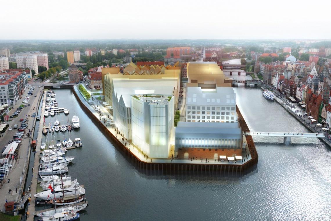 Kto ostatecznie zaprojektuje kładkę św. Ducha w Gdańsku?