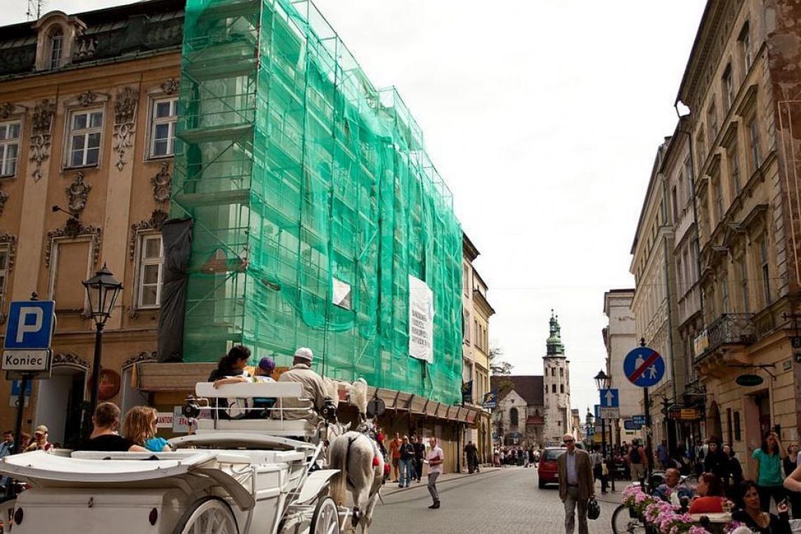 Kraków debatuje nad renowacją zabytków
