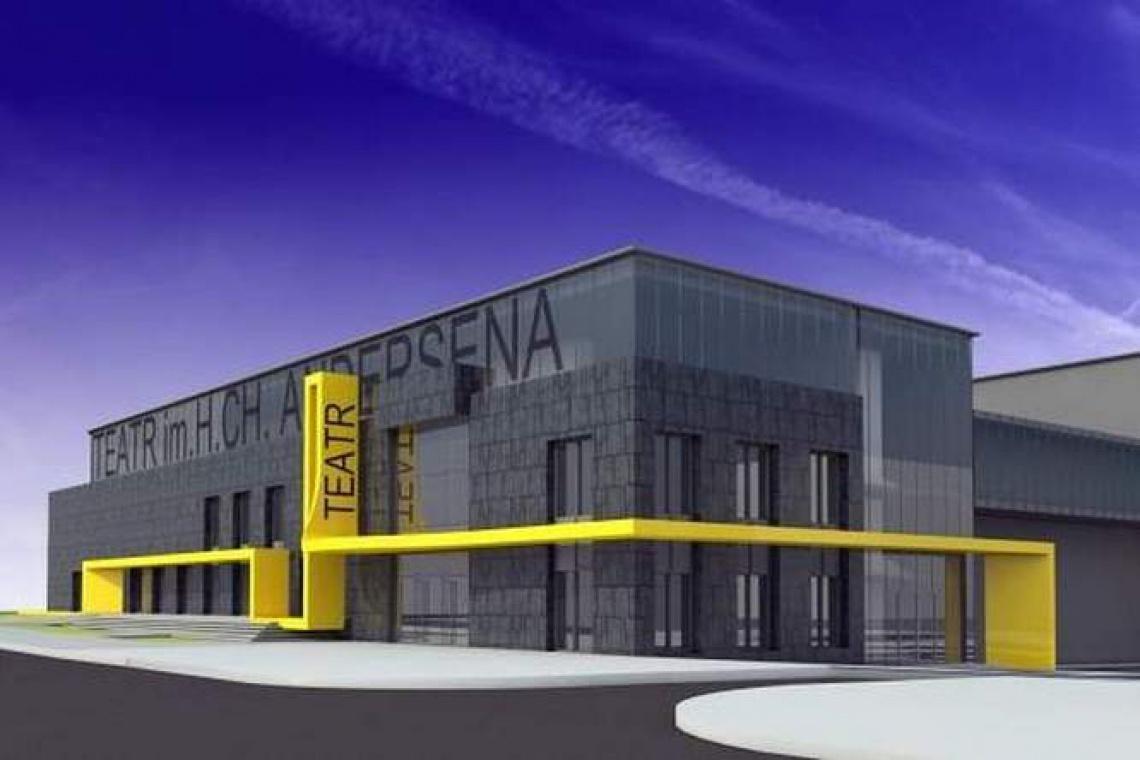 Teatr Andersena w Lublinie zmieni się dzięki Czegeko