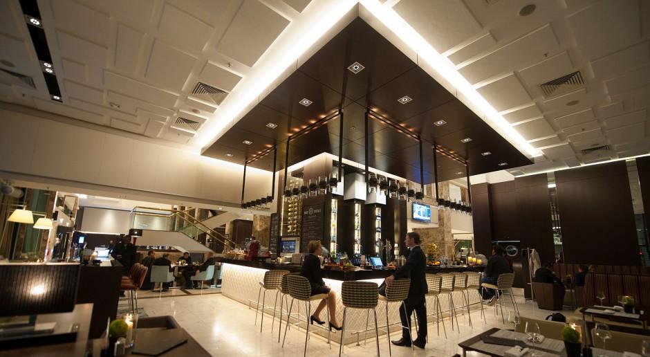 Hotel Marriott z nowym konceptem dla Lobby Baru