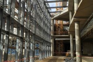 Co słychać na budowie CH Nowy Rynek?