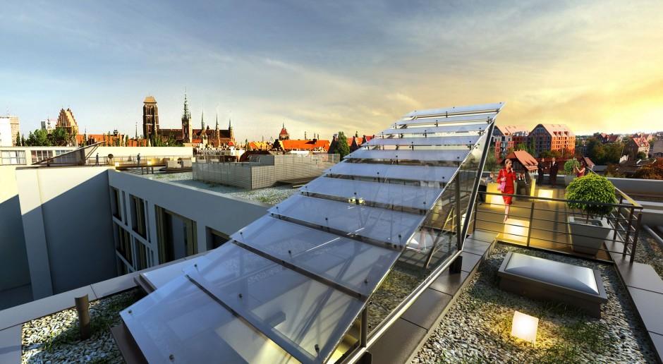 Pomerania Office - projekt od A-Plan bis zrealizuje Dekpol