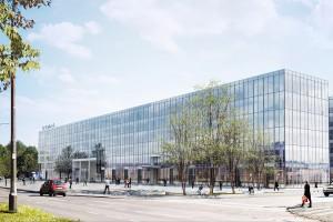 Dwa biurowce zamiast hotelu Cracovia - projekt DDJM