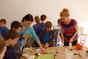 Zobacz jak DGM Architekci uczą dzieci architektury