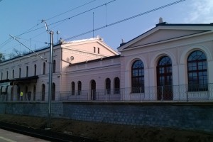 Dworzec w Obornikach Śląskich w nowej odsłonie
