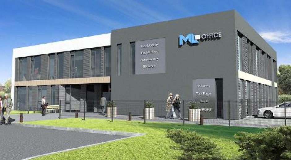Kameralny biurowiec ML Office w Bydgoszczy
