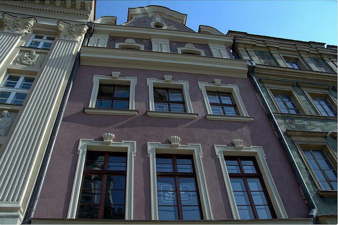 Muzeum Rogala wizytówką staromiejskiej architektury Poznania