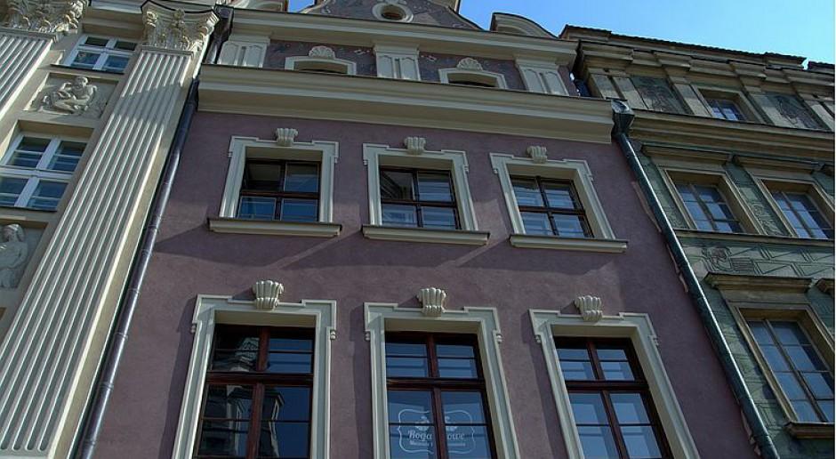 Poznań wspiera renowację zabytkowych kamienic