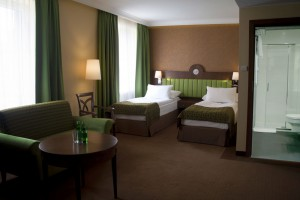 Best Western Grand Hotel powiększy się o centrum wystawienniczo-eventowe