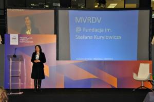 Odbyło się spotkanie z Nathalie de Vries z MVRDV