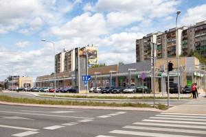Zazielenił się ekologiczny dach Vis à Vis w Radomiu