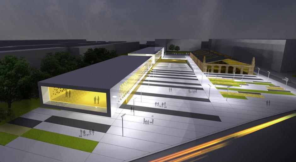 Zbliża się otwarcie interaktywnego Centrum Historii Zajezdnia