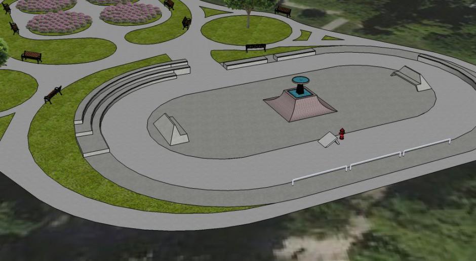 Zaprojektuj Skatespot marzeń dla twojego miasta