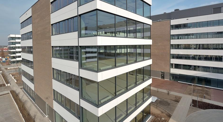 Poznański kompleks biurowy zaprojektowali szwedzcy architekci