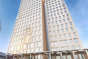 Najwyższy wieżowiec z drewna projektu RLP Rüdiger Lainer + Partner