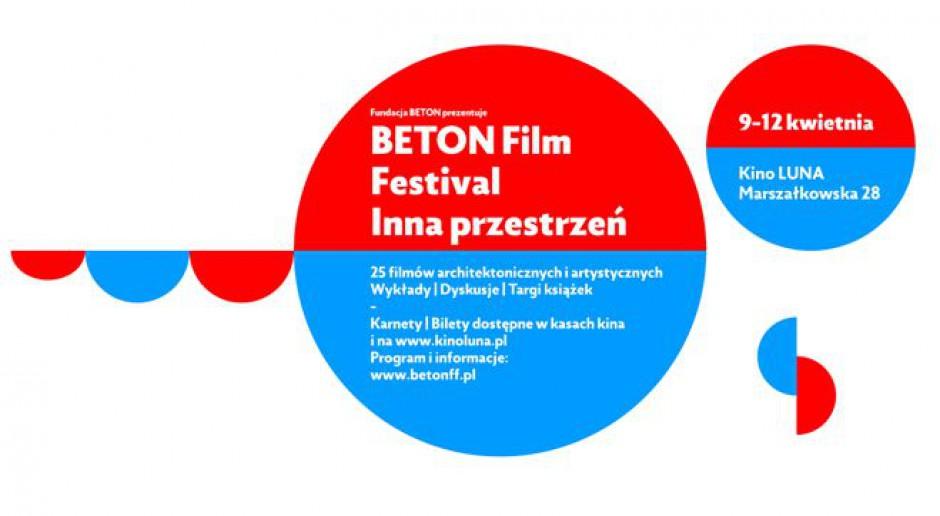 Filmy o architekturze zobaczysz podczas Beton Film Festival