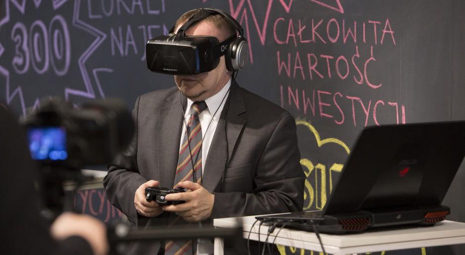 Wirtualna rzeczywistość przenosi w przyszłość najemców i klientów