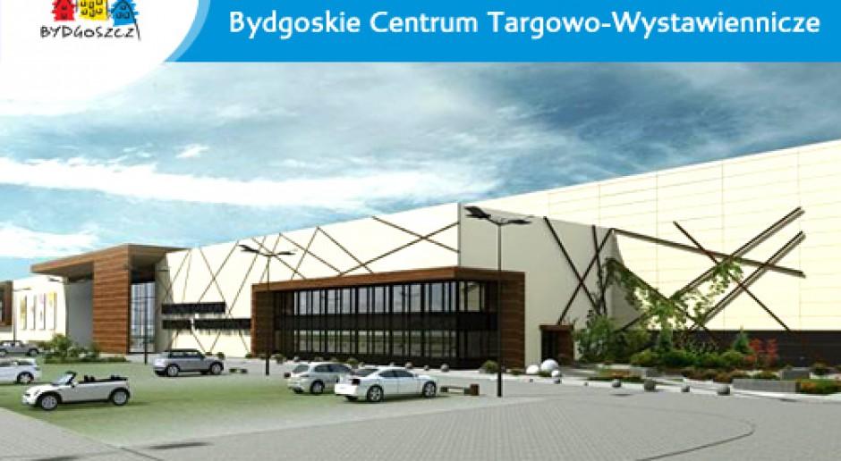 W szybkim tempie powstaje hala targowa w Bydgoszczy