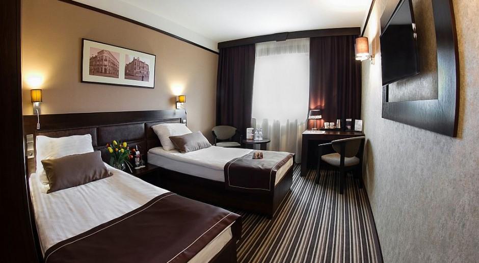 Metamorfoza hotelowych wnętrz - Park Hotel Diament w nowej oprawie