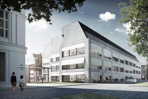 JEMS Architekci zaprojektowali biurowce LPP Fashion LAB w Gdańsku
