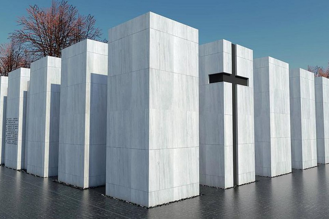 Znów plagiat? Oskarżenia dla drugiego projektu panteonu-mauzoleum na Powązkach