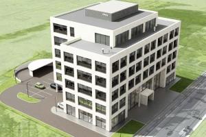 Biurowiec Braniborska we Wrocławiu wybuduje Erbud