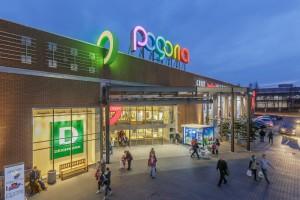 Centrum Handlowe Pogoria z certyfikatem BREEAM In-Use