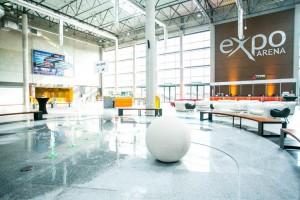 Mirbud zakończył rozbudowę Expo Arena w Ostródzie
