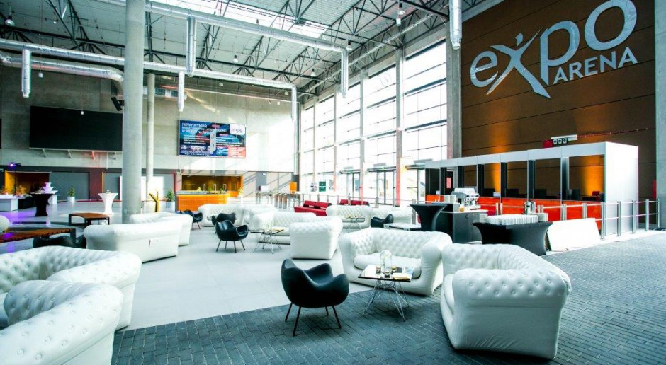 Expo Arena w nowym i powiększonym wydaniu