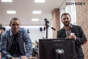 O technologii wirtualnej rzeczywistości mówi Sebastian Sosnowski, Odyssey