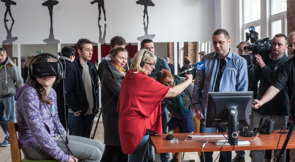 Polacy podbili wirtualną rzeczywistość