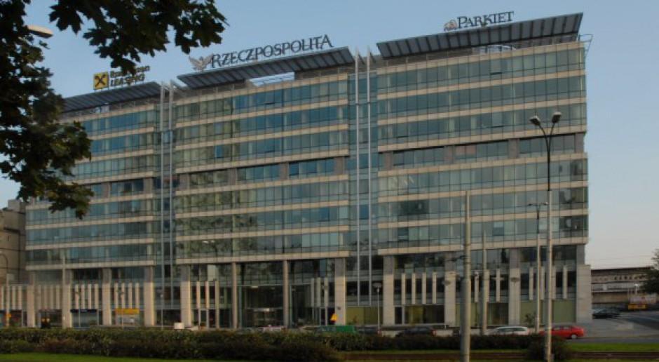 Prosta Office Centre z certyfikatem BREEAM