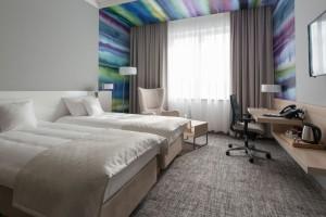 Kto projektuje dla sieci hoteli Best Western