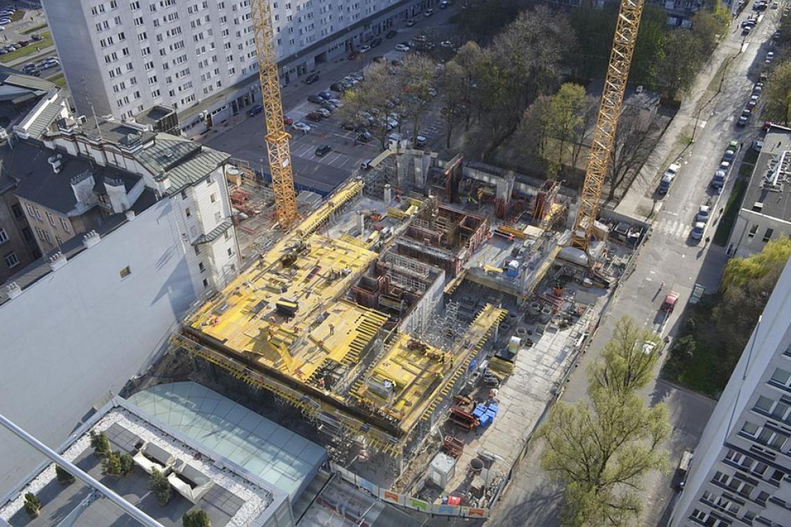 Skanska wmurowała kamień pod Atrium 2. To projekt PRC Architekci