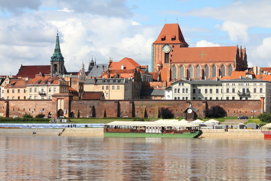 Toruńskie zabytki odzyskają blask