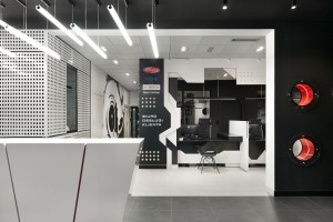 Widawscy Studio Architektury zaprojektowali siedzibę firmy Turbo-Tec