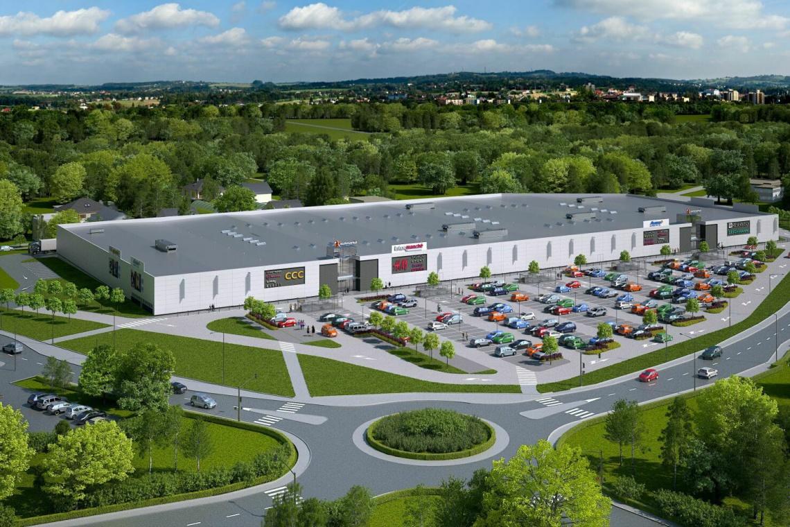 To Agromex Development 3 zrealizuje projekt Kasztelania City Center