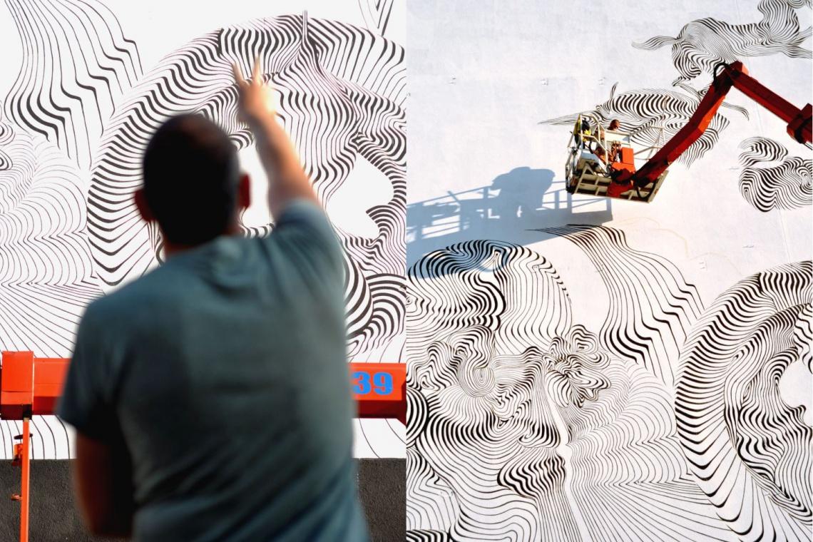 Traffic Design w Gdyni, czyli znów na ulicach pojawią się muraliści