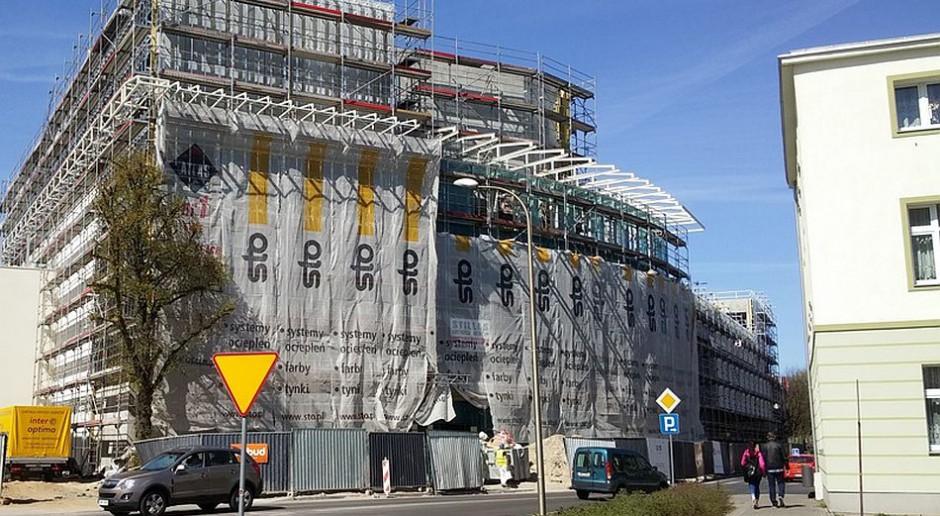 Co słychać na budowie Galerii Świnoujście?