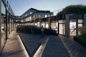 Tak powstaje biurowa perełka od Ultra Architects