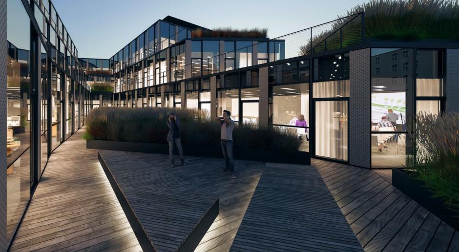 Biurowa perełka od Ultra Architects