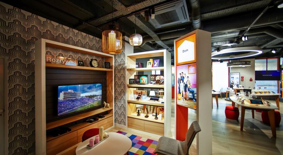 Interaktywny, intuicyjny i designerski Smart Store Orange