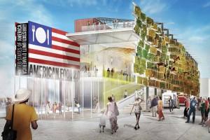 Expo 2015 w Mediolanie: Technologia w służbie architektury