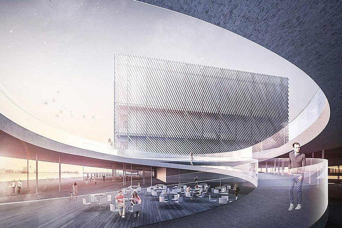 Moreau Kusunoki Architectes zaprojektują Guggenheima w Helsinkach