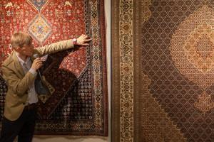 Designerskie dywany w nowo otwartym salonie