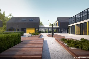 Gradomska & Architekci zaprojektowali schronisko dla zwierząt