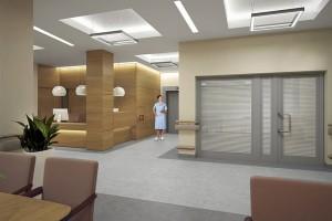 Szpital z XIX wieku zmienia się w centrum opieki dla seniorów