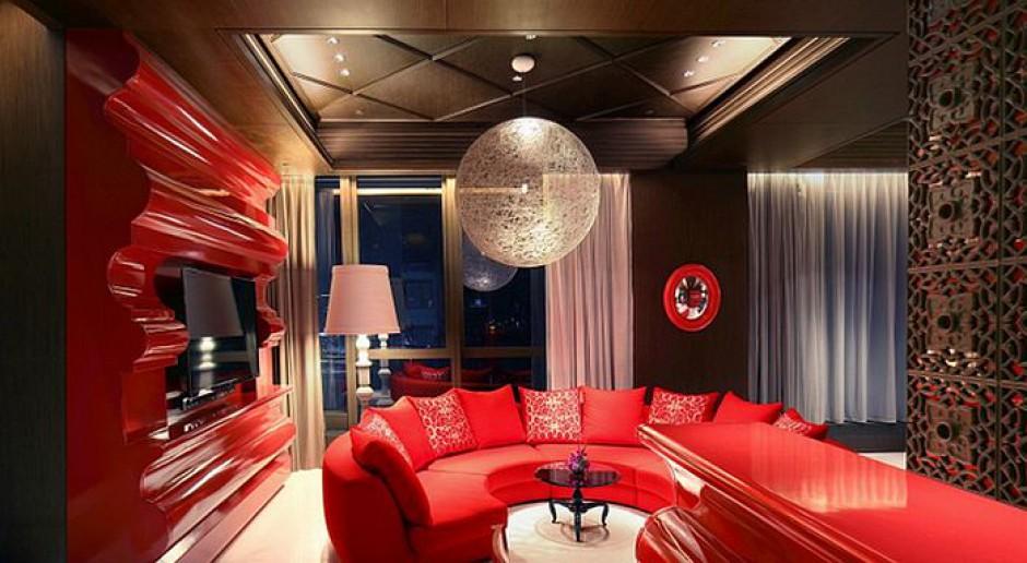 Pełen chińskiej magii hotel Mira Moon w Hong Kongu