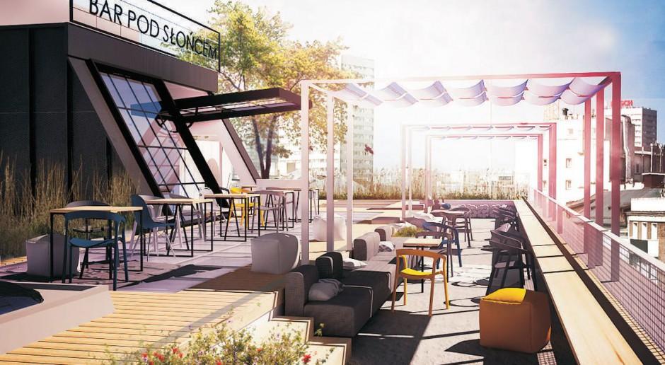 Architekci mają pomysł na najoryginalniejszy bar w centrum stolicy